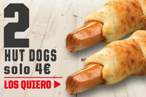 2 Hot Dog x 4€