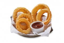 Aros de Cebolla Ketchup