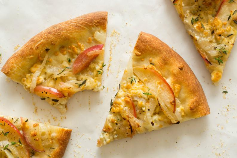 ingredientes de pizza