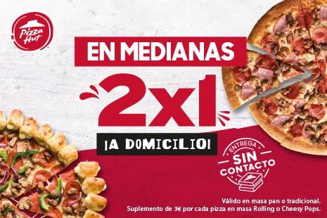 2 Medianas x 20.90 2x1 (6-ingr) A Domicilio