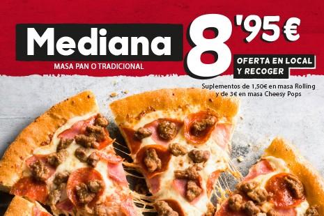 1 Medianax 7.95 a Recoger (6-ingr.)