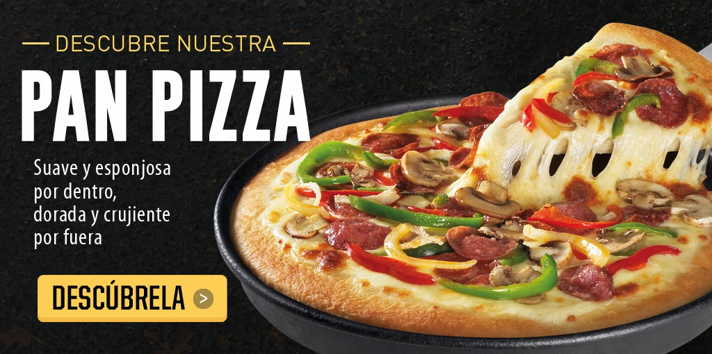 Pan Pizza Pizza Hut